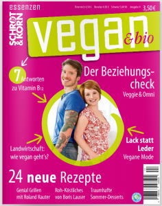 Vegan & Bio Nr.3 Cover